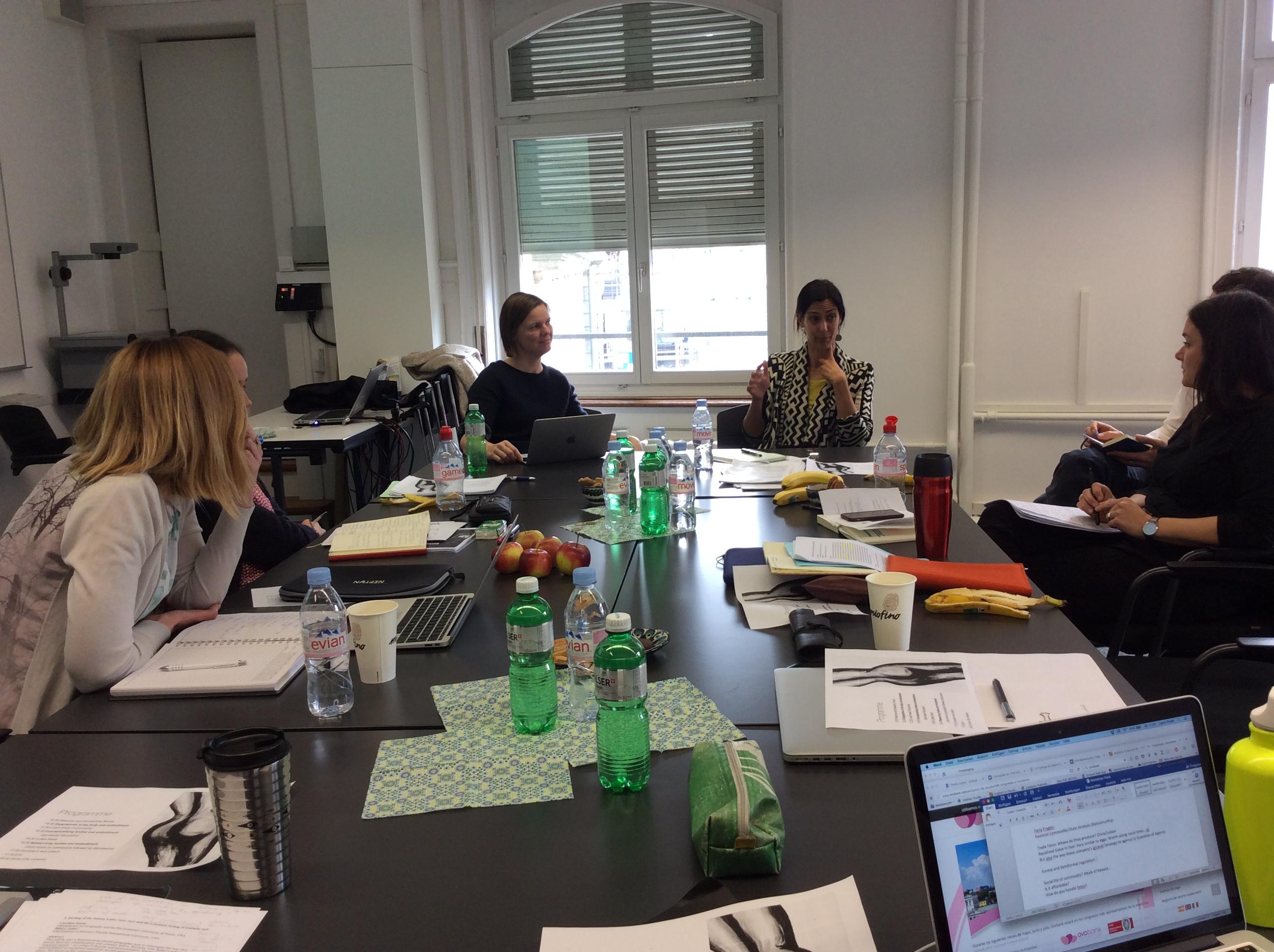 Workshop on Transcultural Bodies
