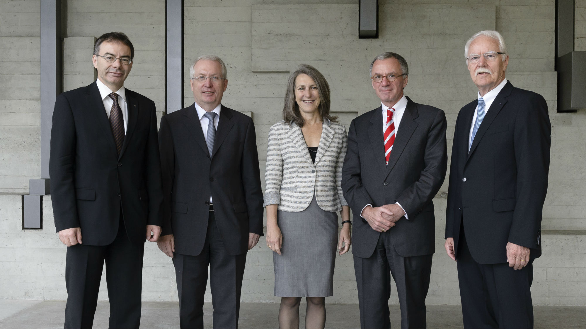 Honorary Doctor of Economics 2013 Prof. Dr. Günther Gebhardt